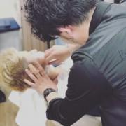 美容師×理容師