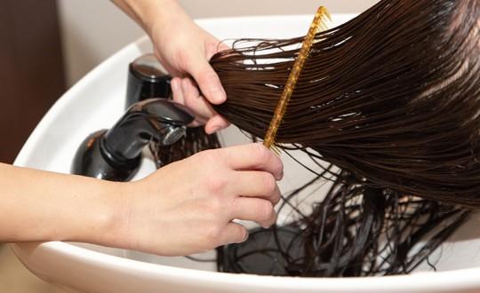 継続していただくことで髪の潤いが増していく