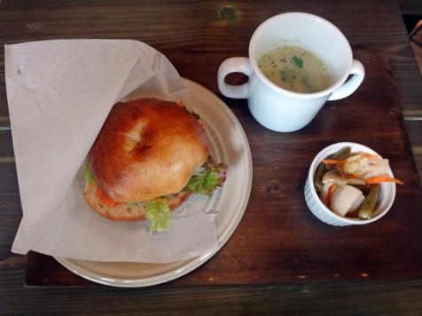 ベーグルカフェラパン (Bagel Cafe Lapin)