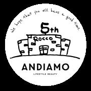 ANDIAMO ROCCO5周年企画🎉